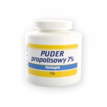 Puder propolisowy