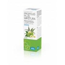 Krople propolisowe z ziołami